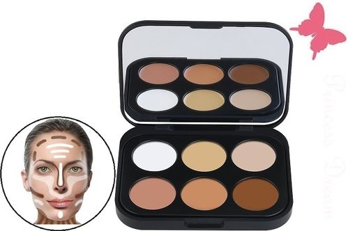 Contouring Make up Palette Set